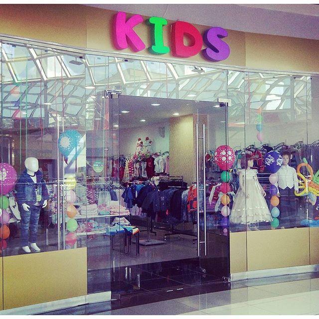 Фото входа в магазин KIDS