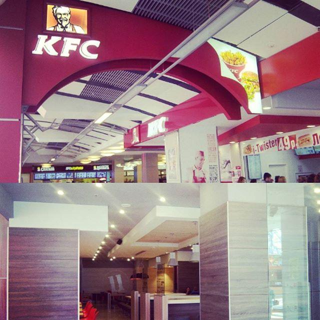 Фото KFC в ТРК Петровский