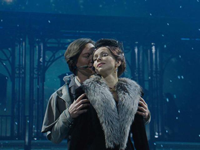 Изображение для новости Премьера киноверсии мюзикла «Анна Каренина»