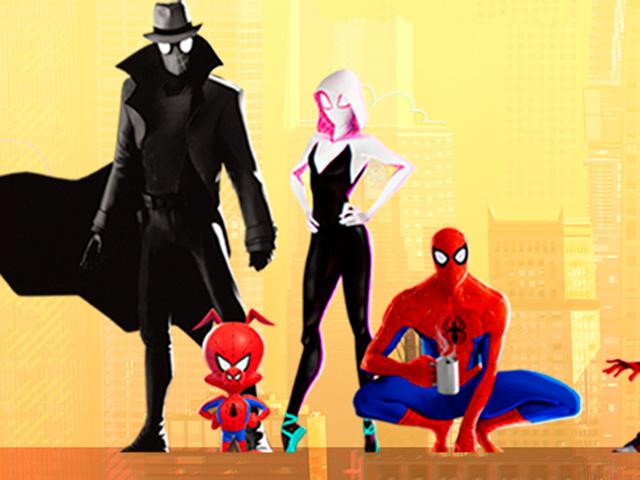 Изображение для новости Человек-паук: Через вселенные