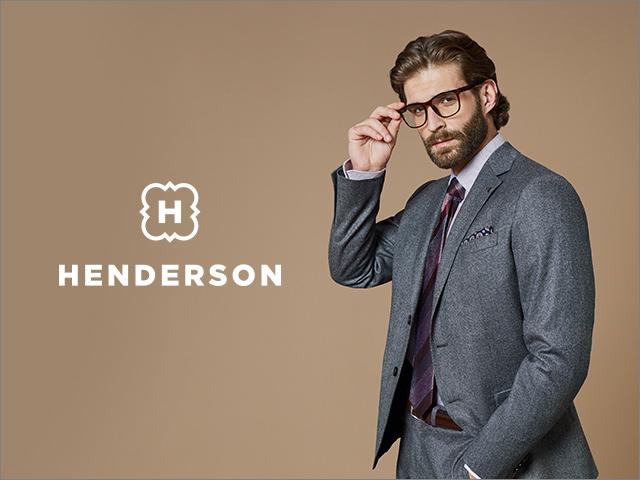 Изображение для новости HENDERSON Cентябрь - повод обновить гардероб