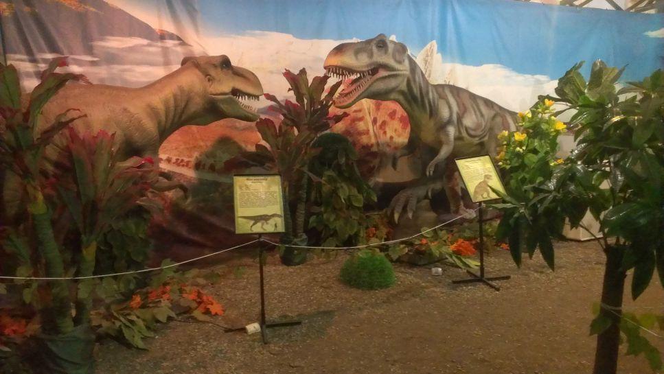 Изображение для новости Мир динозавров вПетровском