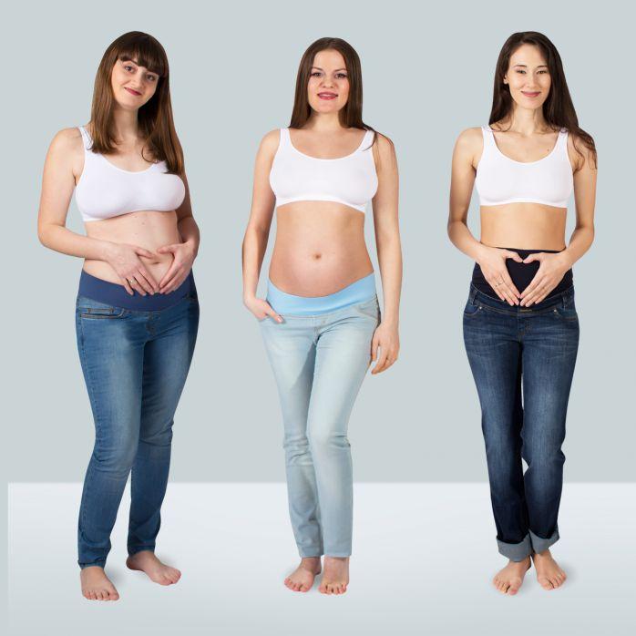 """Изображение для акции Скидки до 40% на джинсы в """"Буду мамой"""" от Буду мамой"""