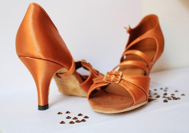 Акция Бальная обувь соскидкой -20%!