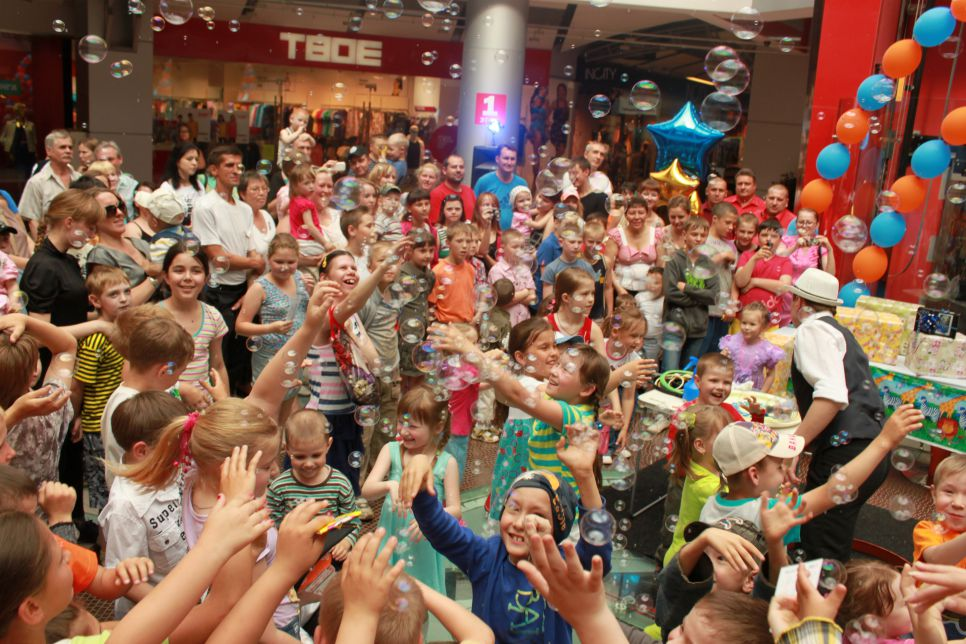 Изображение для акции Детские выпускные вРазвлекательном Центре «Игромакс» от Игромакс
