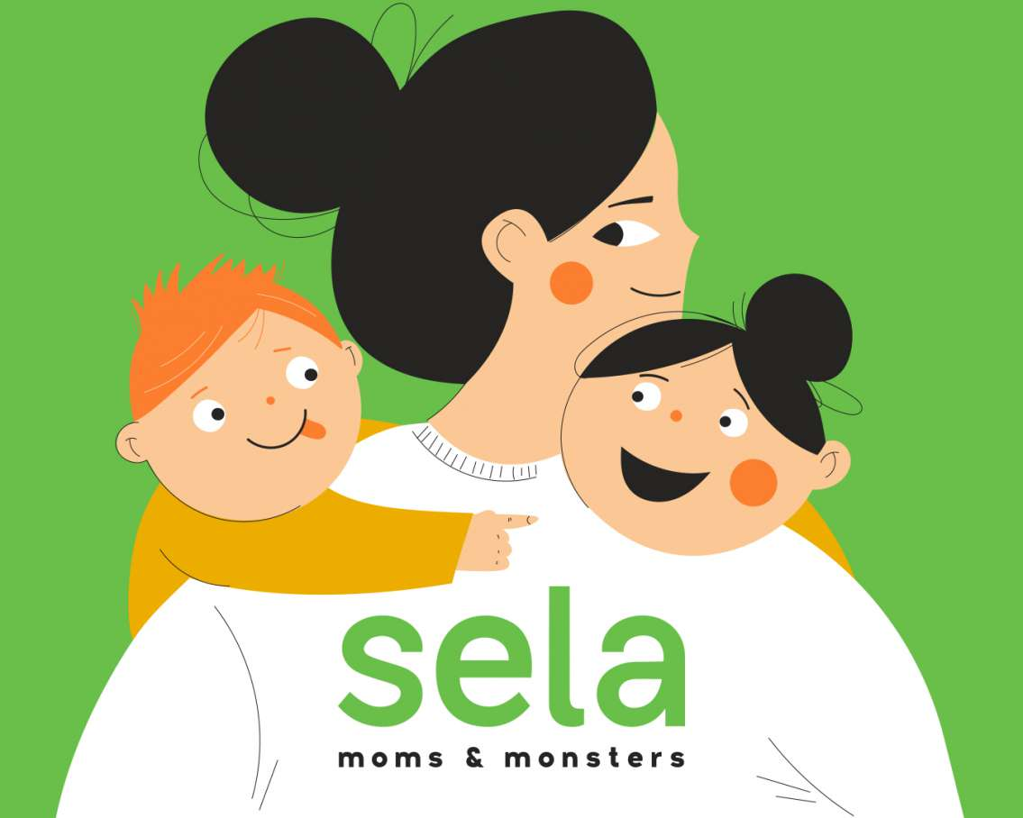 SELA Moms&Monsters в ТРК Петровский