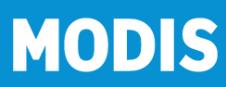 Логотип MODIS