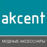 Логотип Akcent