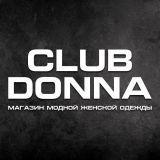 Логотип Donna Club