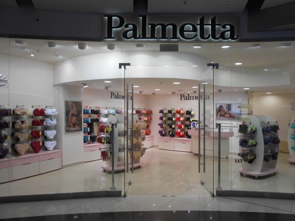 Palmetta в ТРК Петровский