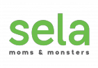 Логотип SELA Moms&Monsters